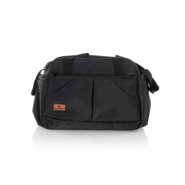 Τσάντα αλλαγής του μωρού Lorelli Sandra Black 10040220002