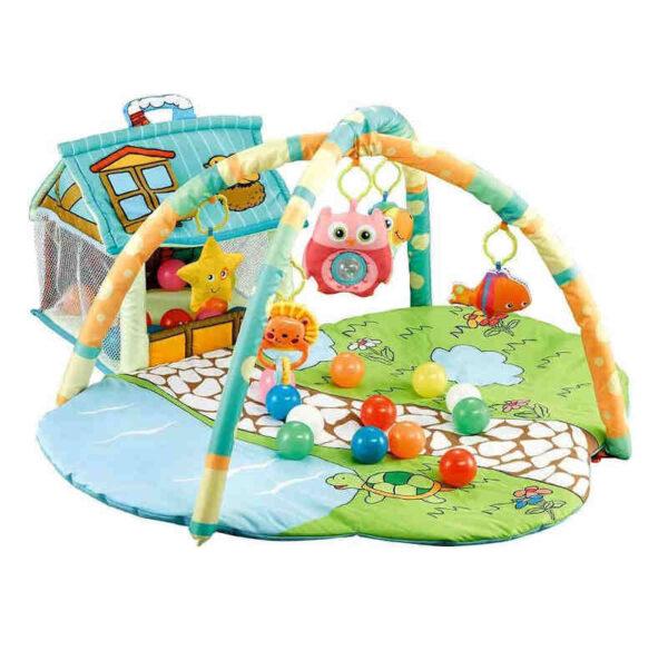 Γυμναστήριο Cangaroo Happy Farm Green 3800146264192