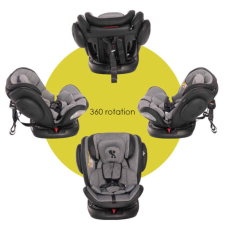 Κάθισμα αυτοκινήτου 0-36 κιλά Isofix Lorelli Aviator Fosil Beige 10071302121