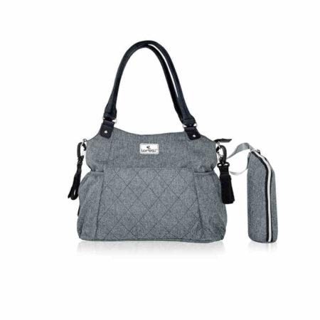 Τσάντα Αλλαγής του μωρού Lorelli Kristin Grey 10040270001