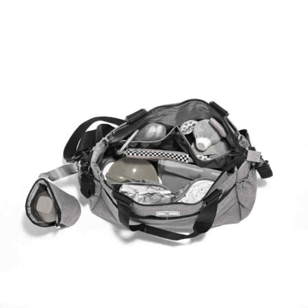 Τσάντα Αλλαγής του μωρού Lorelli Maya Black 10040250002