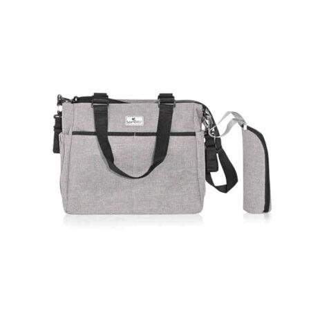 Τσάντα Αλλαγής του μωρού Lorelli Maya Grey 10040250001