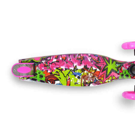Cangaroo scooter Byox Rapture Pink Πατίνι 3800146255442