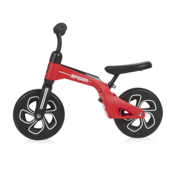 Ποδηλατάκι Ισορροπίας Lorelli Balance Bike Spider Red 10050450004