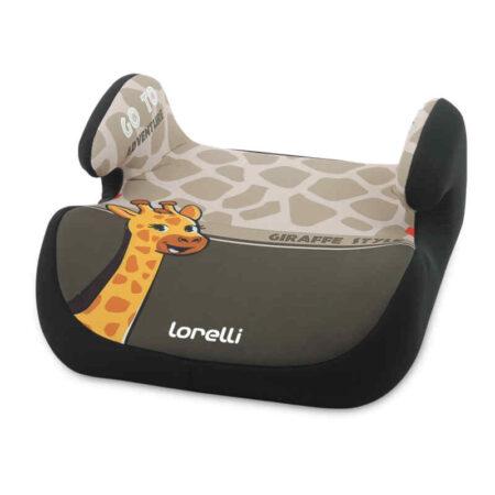 Κάθισμα Αυτοκινήτου  Lorelli Topo comf 15-36kg Girafe Light-Dark Beige 10070992003