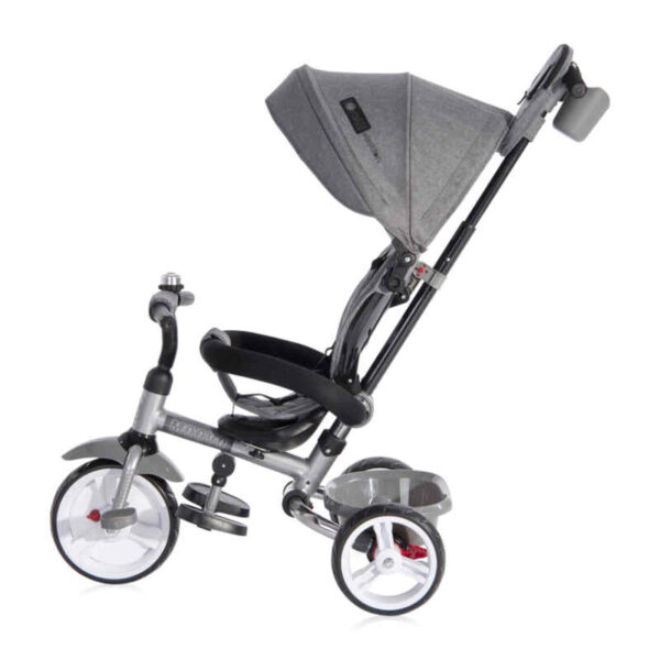 Τρίκυκλο ποδηλατάκι Lorelli Moovo Eva wheels Grey Luxe 10050472102