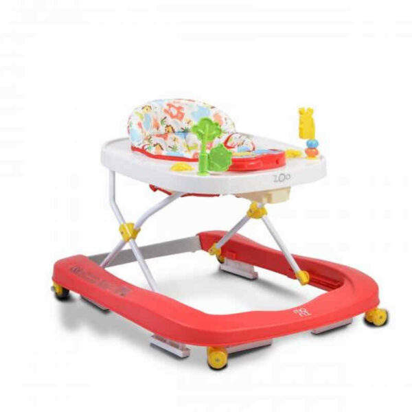 Στράτα-περπατούρα Cangaroo Zoo Red 3800146243913