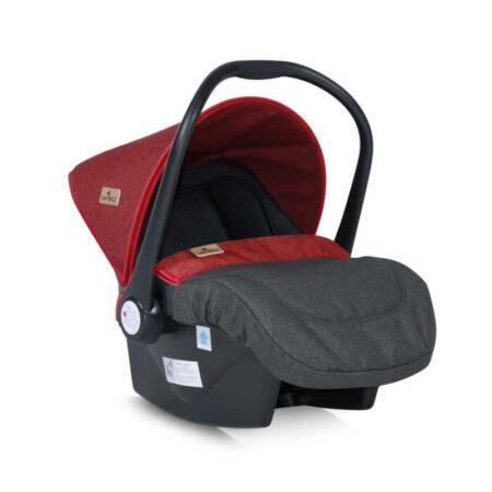 Κάθισμα αυτοκινήτου 0-13 kg Lorelli Lifesaver Black-Red 10070301800
