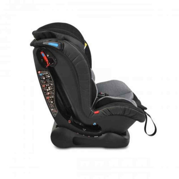 Kάθισμα αυτοκινήτου 0-36 κιλά Cangaroo Marshal Dark Grey 3801005150120