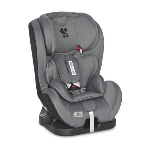 Κάθισμα αυτοκινήτου 0-36 kg Lorelli Mercury Grey Black 10071322117