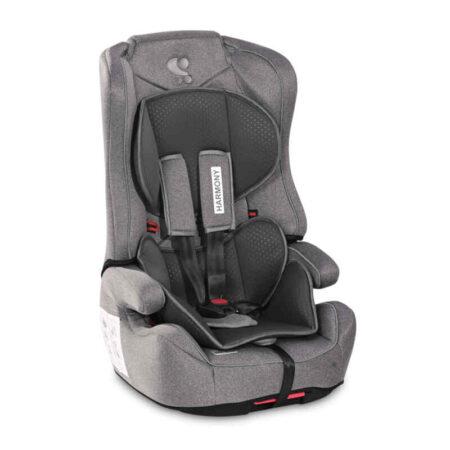 Κάθισμα αυτοκινήτου Lorelli Harmony Isofix 9-36kg Grey 10071252110