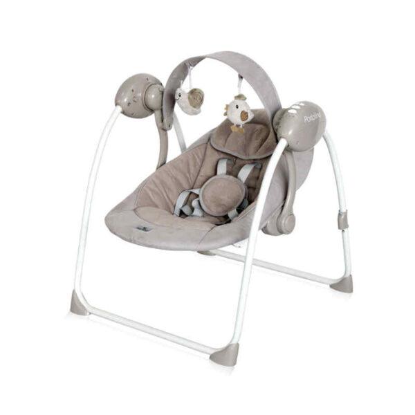 Κούνια Ρηλάξ Lorelli Baby swing Portofino String Stars 10090062150
