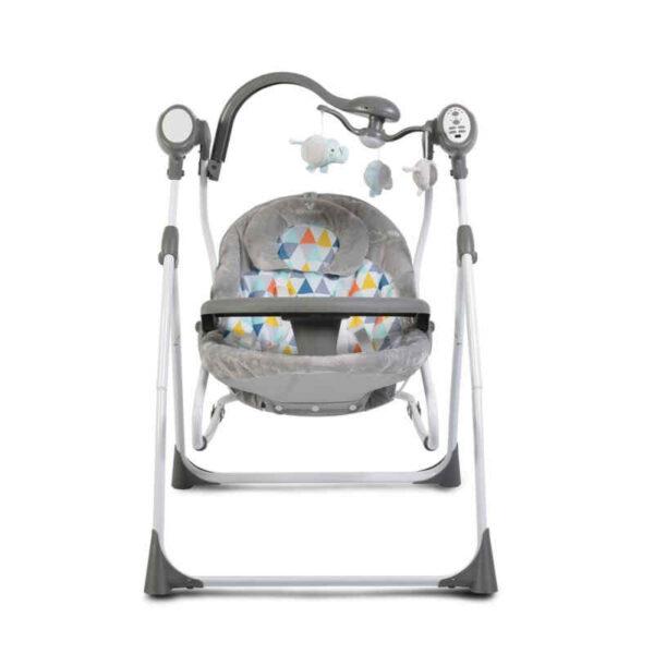 Ηλεκτρικό ρηλάξ Cangaroo Swing Star Mosaic 3800146247935